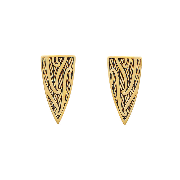 MOKO WHANAU (FAMILY) EARRINGS