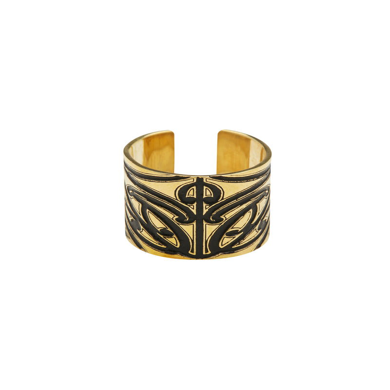 PUHORO TOA (WARRIOR) RING