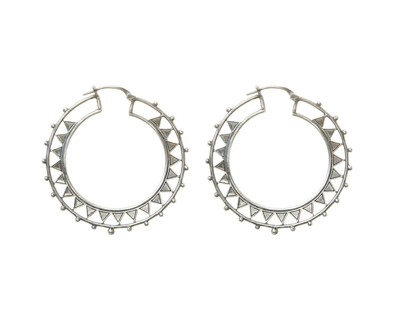 MANVIK (ENLIGHTENED ONE) EARRINGS