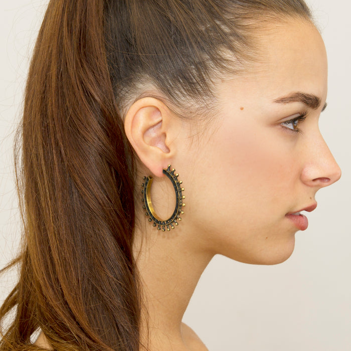 Yenil (Light) Earrings