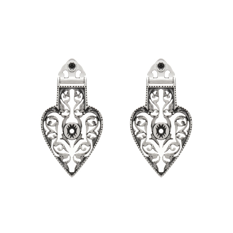Mejal (Strength) Earrings