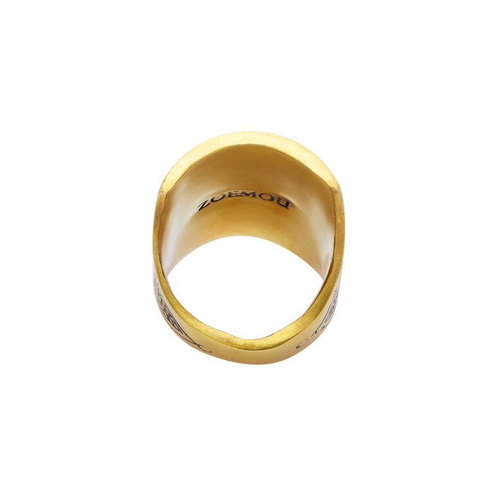 Izza (Grateful) Ring