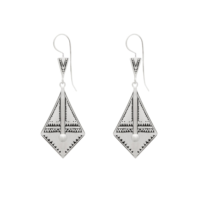 Siniman (Two Souls) Earrings