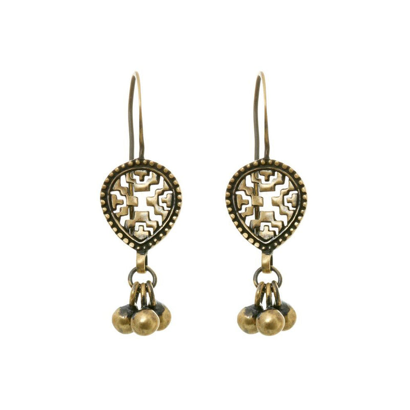ARUNA (SHINING) EARRINGS