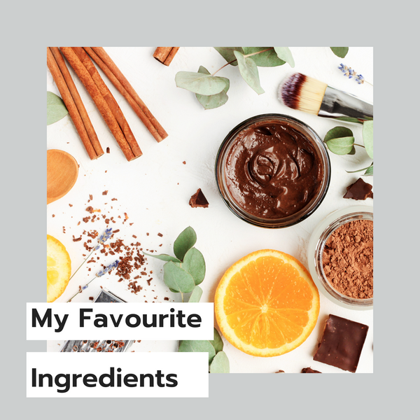 My 5 Favourite Skincare Ingredients