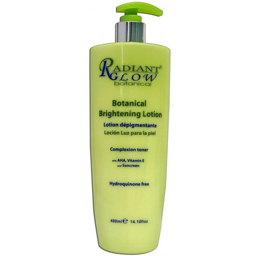 Radiant Glow Botanical Brightening Lotion