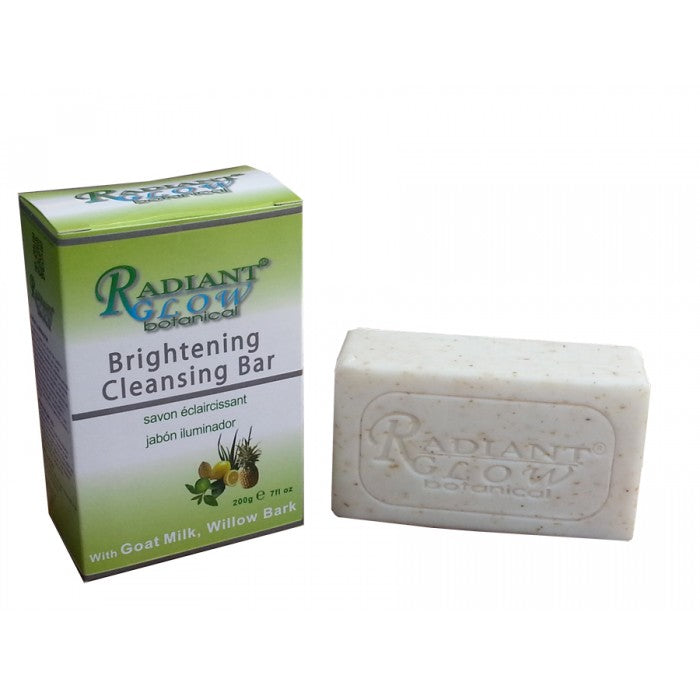 Radiant Glow Brightening Cleansing Bar