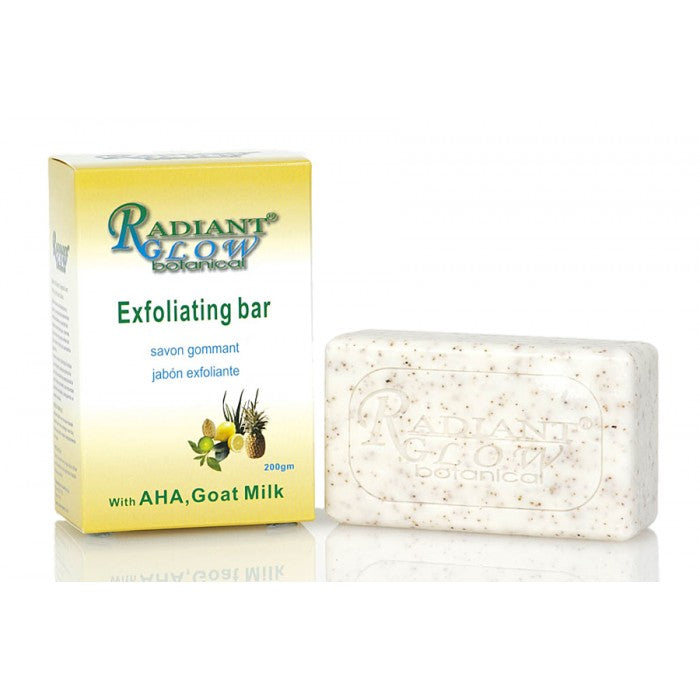 Radiant Glow Botanical Exfoliating Bar