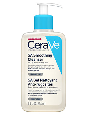 Cerave SA Smoothing Cleanser with Salicylic Acid 236ml