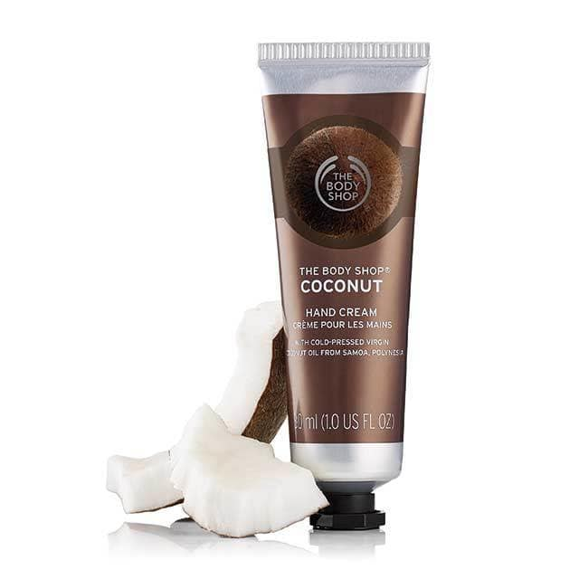 The Body Shop Coconut Hand Cream