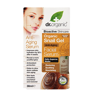 Dr Organic Snail Gel Face Serum