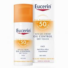 Eucerin Sun Oil Control Face Protection SPF 50+