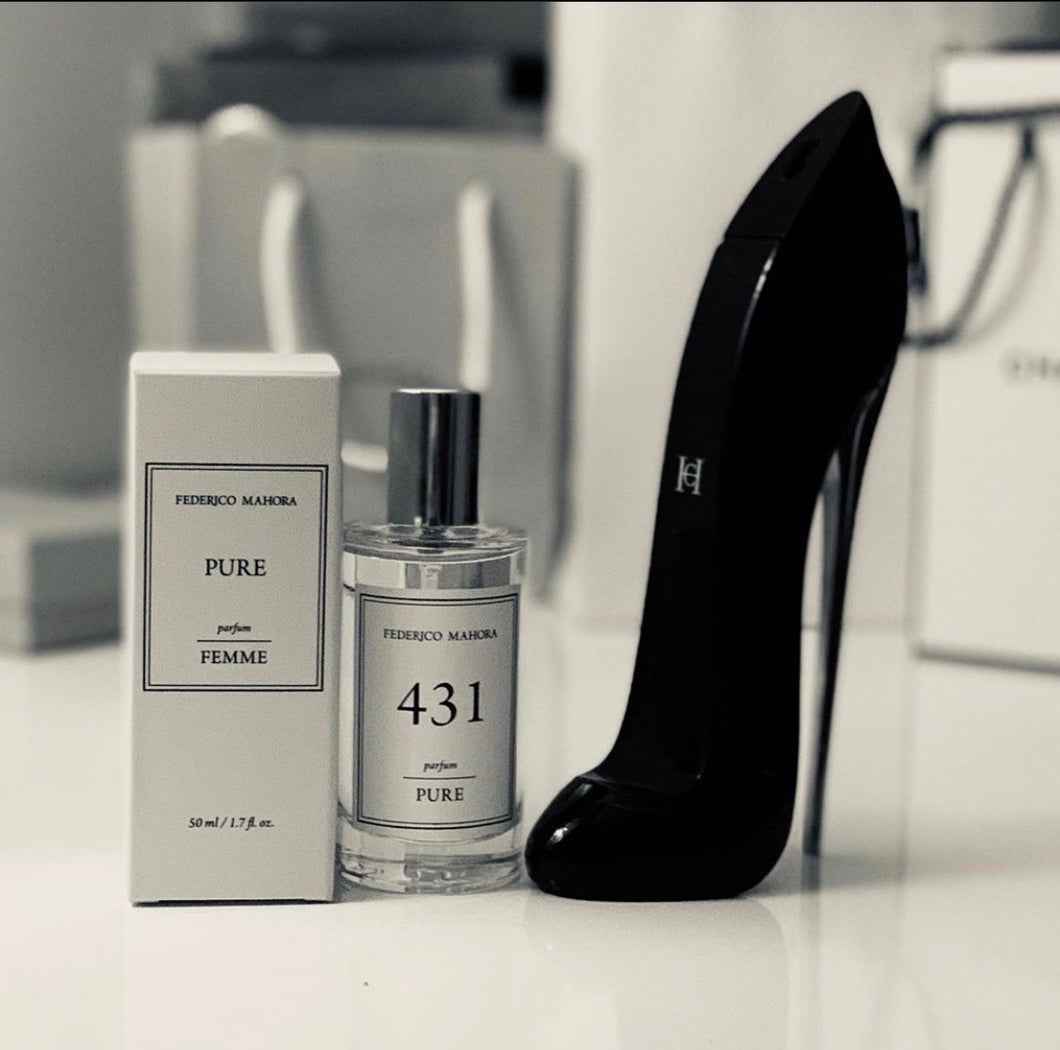 FM Designer Inspired Fragrance - Pure 50ml