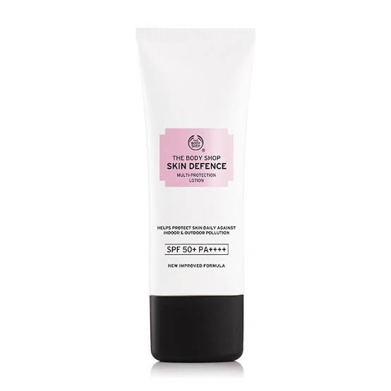 The Body Shop Skin Defence Multi-Protection Essence SPF50 100ml