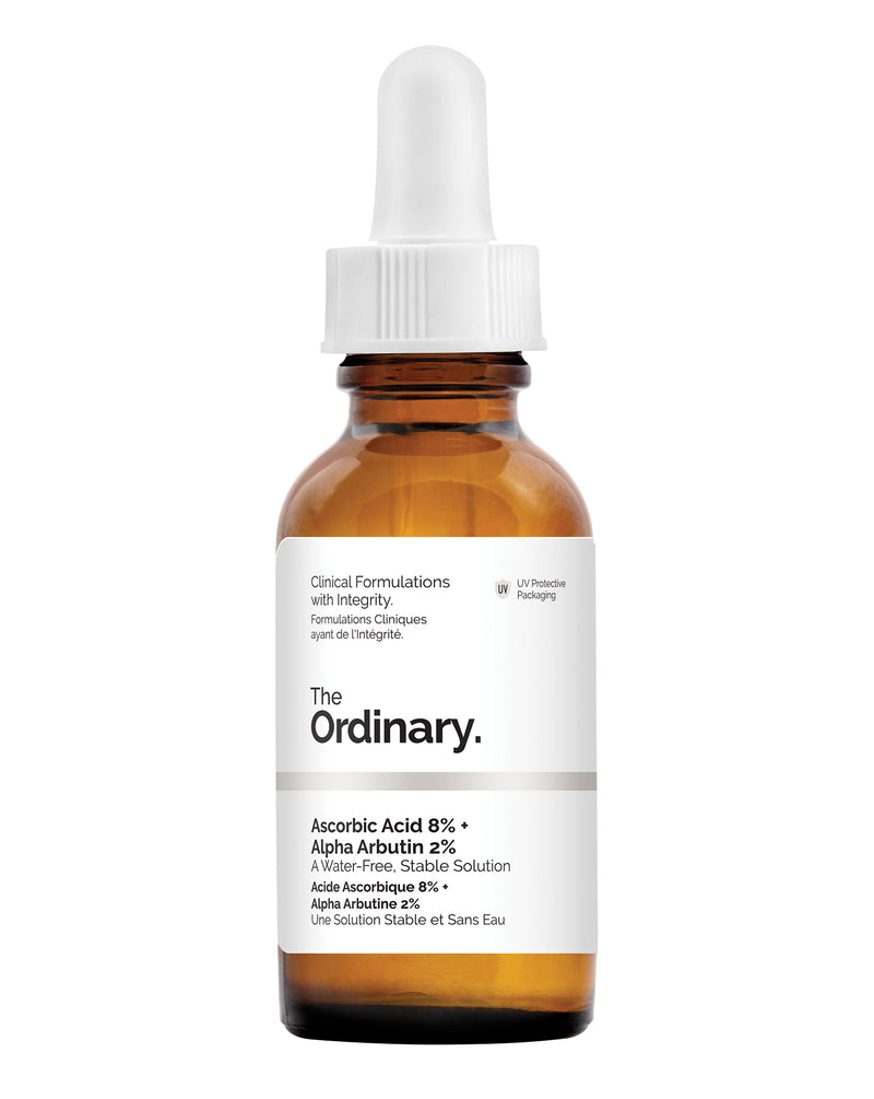 The Ordinary Ascorbic Acid 8% + Alpha Arbutin 2%