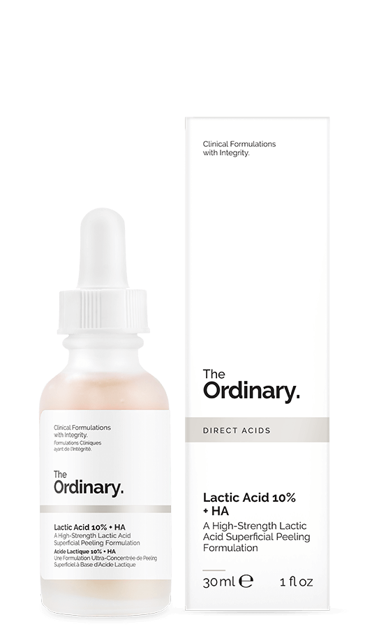 The Ordinary Lactic Acid 10% + HA 30ml
