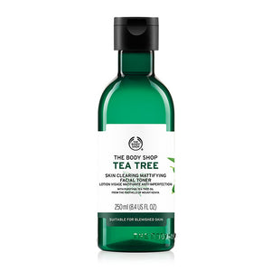 The Body Shop Tea Tree Skin Clearing Mattifying Facial Toner