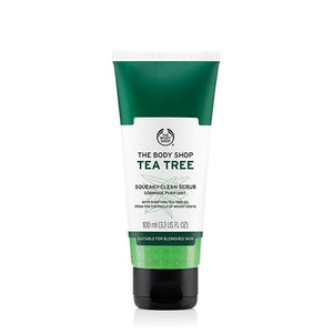 The Body Shop Tea Tree Squeaky-Clean Scrub