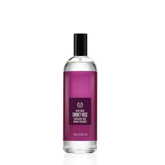 The Body Shop White Musk Smoky Rose Fragrance Mist