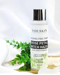 YouSkin Rose Petal Witch Hazel Facial Toner