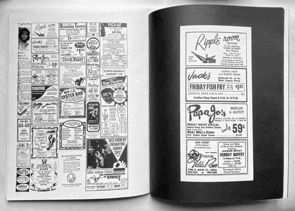 Pennies in a Stream: Great Moments in Printed Advertising 1921-1979