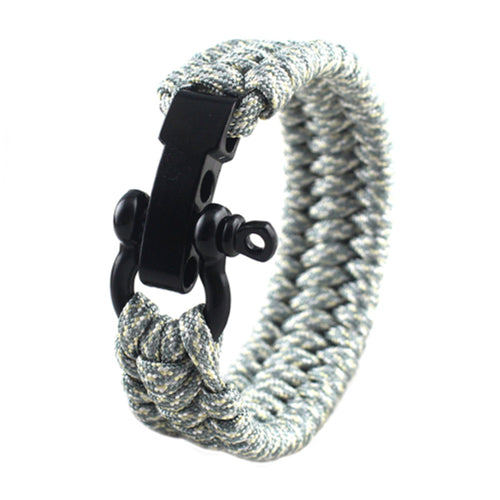 Camping Braided Survival Bracelet