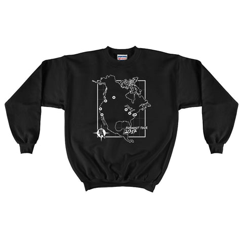 BURNOUT TOUR 2017 [Sweatshirt]