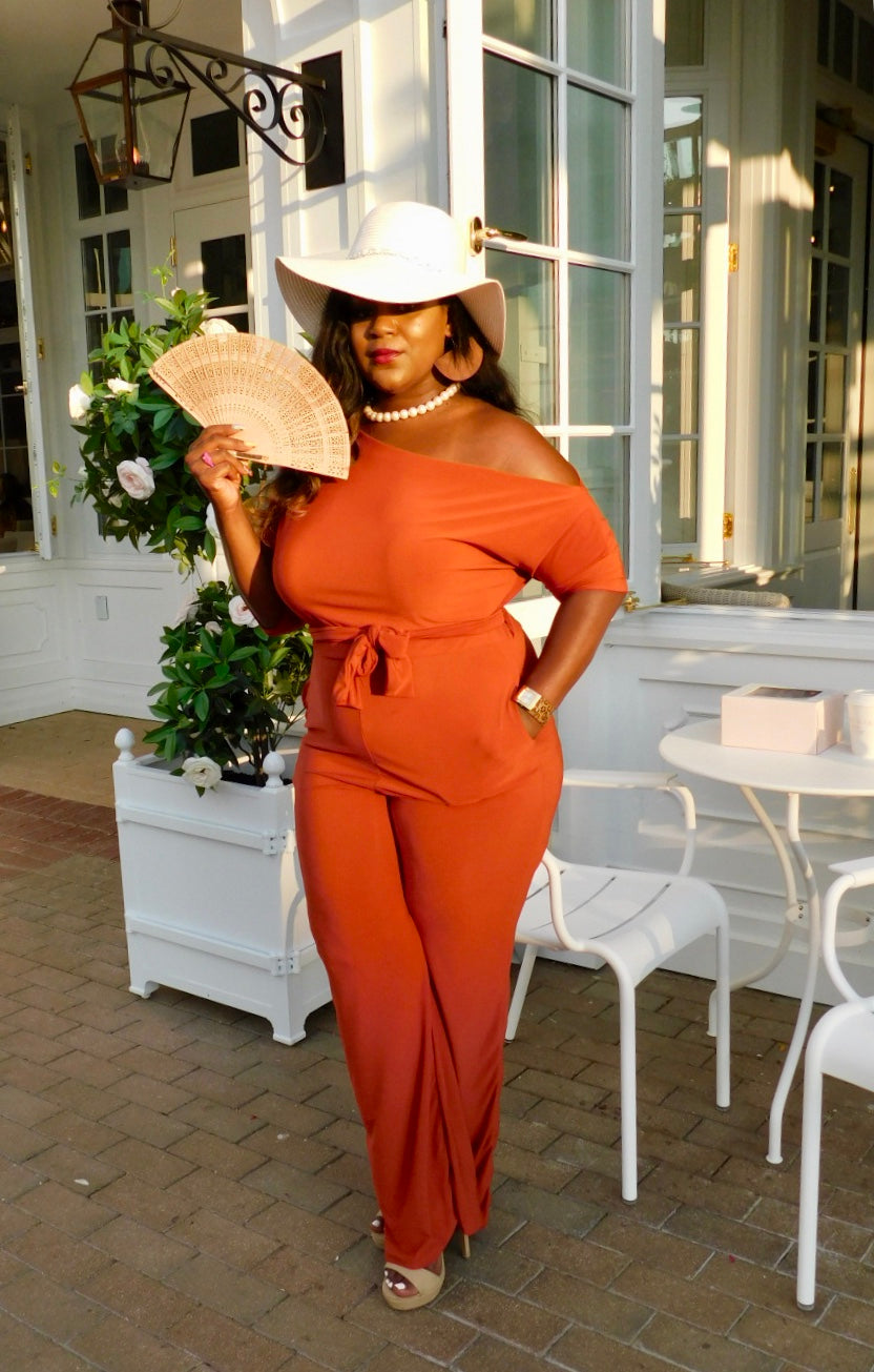 Dreamsicle Jumpsuit