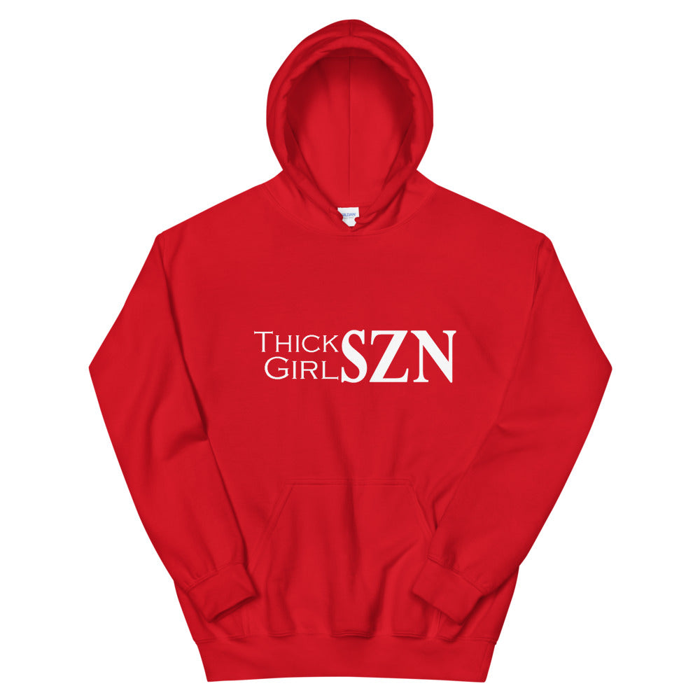 Thick Girl SZN Unisex Hoodie
