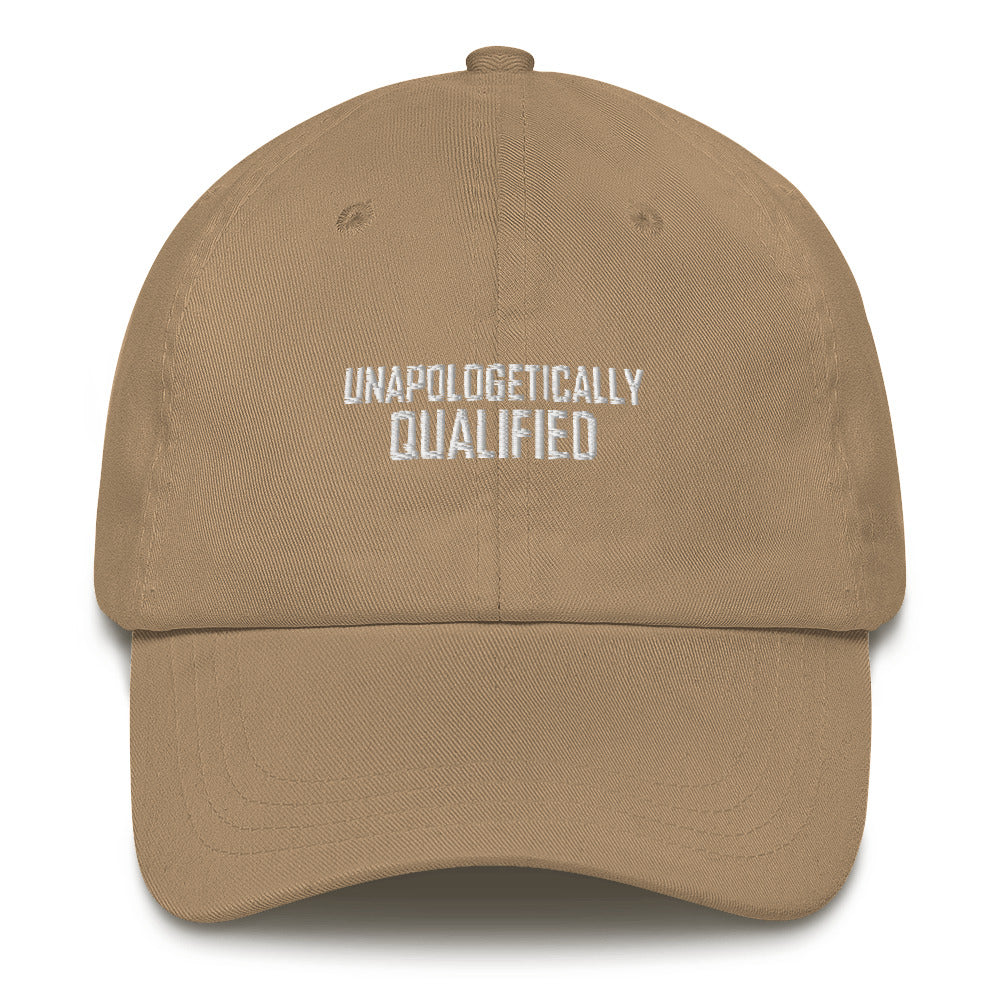 Unapologetically Qualified Dad Hat