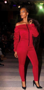 Main Squeeze Reversable Jumpsuit
