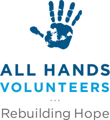 All Hands Volunteers Rebuilding Hope
