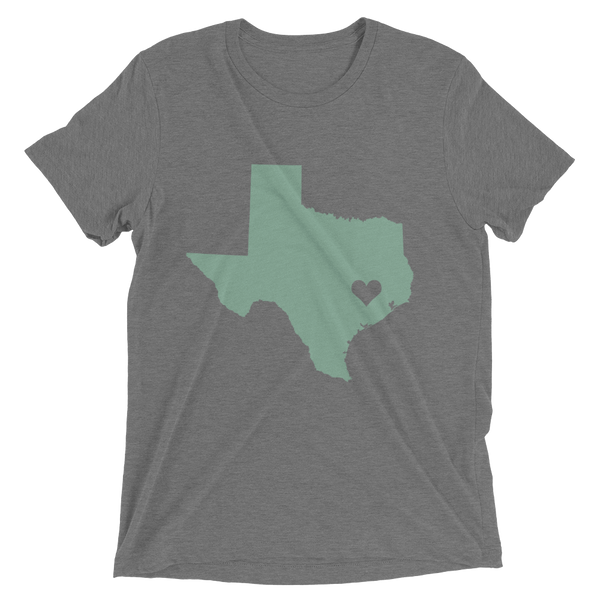 Hurricane Harvey Texas Relief Soft T-Shirt (Unisex)