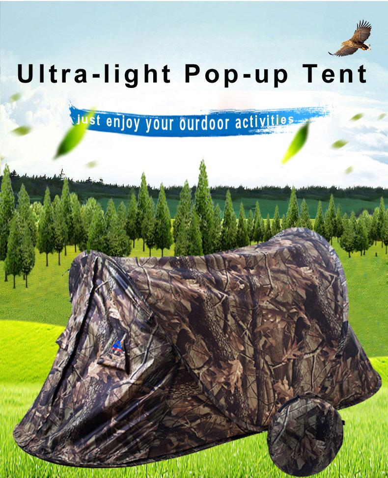 Ultimate Waterproof Pop-Up 2 person C&ing Tent & Ultimate Waterproof Pop-Up 2 person Camping Tent u2013 Ammo Alley
