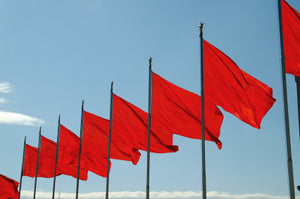 Red Flags - How to know when to seek help