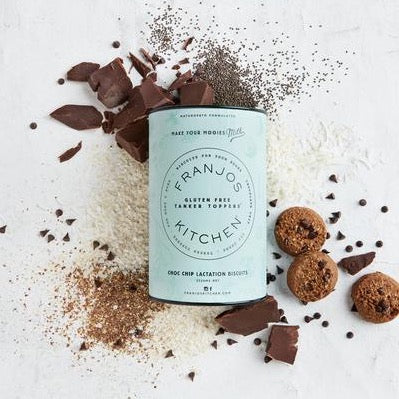 Franjos Kitchen Lactation Cookies | More Than Milk New Zealand