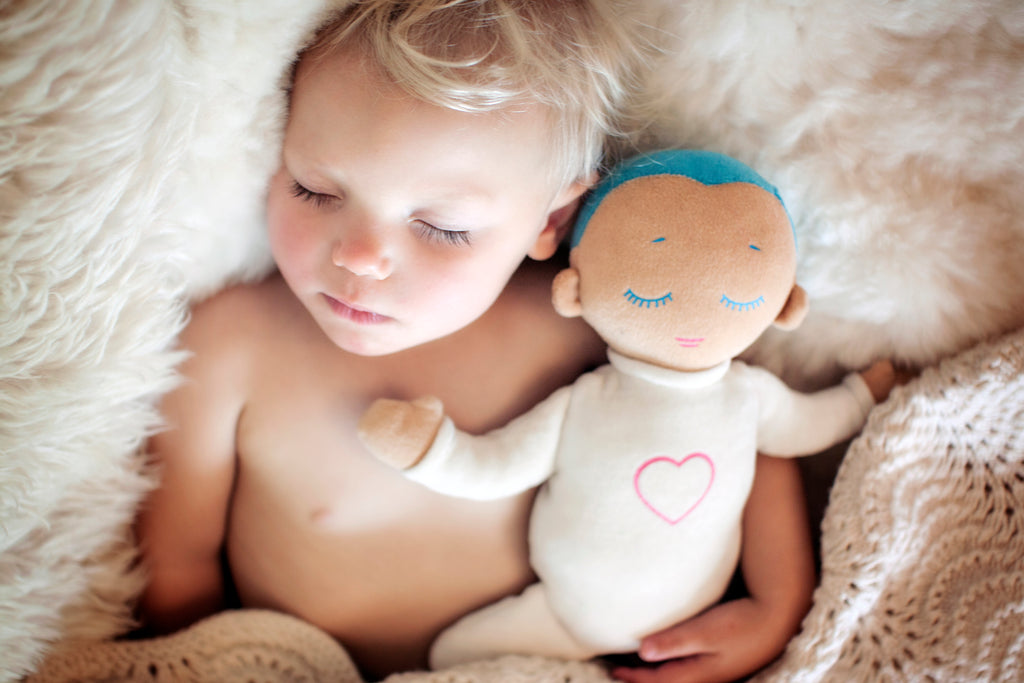 Lulla Doll Buy Online New Zealand | More Than Milk | Baby Sleep Aid
