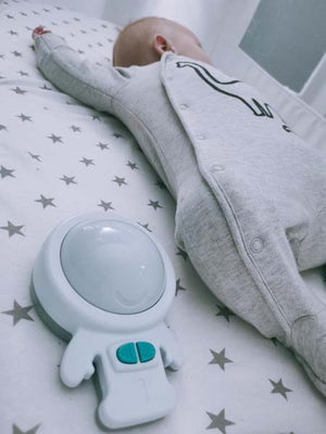 PREORDER Zed the Vibration Sleep Soother and nightlight
