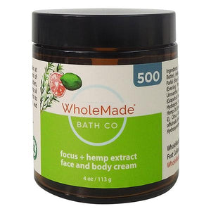 WholeMade Elevate Hand and Body cream - PhytoRite.com