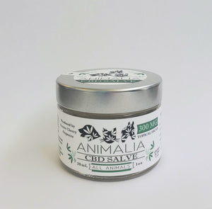 Animalia - Pet and Animal Natural Hemp CBD Salve - Phytorite