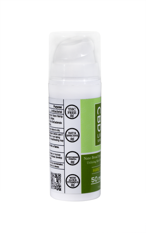 Hand Sanitizer with CBD - Phytorite