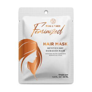 Fog & Tree - Feminized Hair Mask - Phytorite