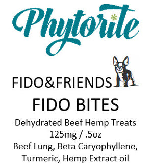 Fido Bites - Pet treats