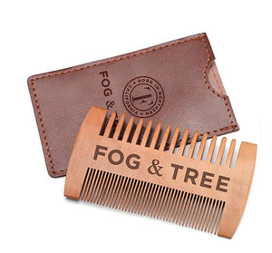 Fog and tree - Beard comb - PhytoRIte.com
