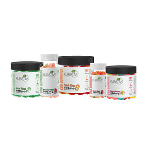CBD 500mg Gummies - Phytorite