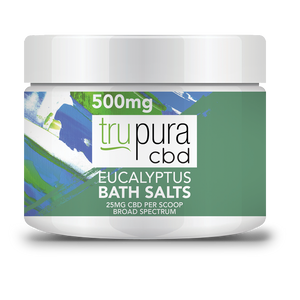 Eucalyptus Bath Salts 500