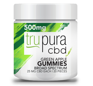 Trupura Green Apple Gummy - PhytoRite.com