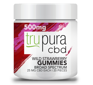 Trupura Wild Strawberry Gummy - PhytoRite.com