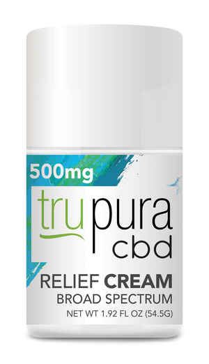 trupura relief cream 500 pump bottle - PhytoRite.com