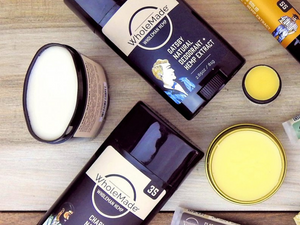 WholeMade mens deodorant collection - PhytoRite